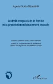 LE DROIT CONGOLAIS DE LA FAMILLE ET LA PROCRéATION MéDICALEMENT ASSISTéE