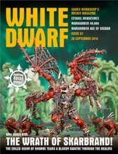 White Dwarf Issue 87: 26th September 2015 (Tablet Edition)