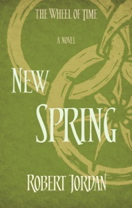 New Spring Book Cover