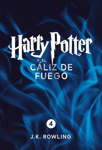 J.K. Rowling, Adolfo Muñoz García & Nieves Martín Azofra - Harry Potter y el cáliz de fuego (Enhanced Edition)