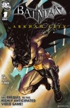 Batman: Arkham City (2011-2011) #1
