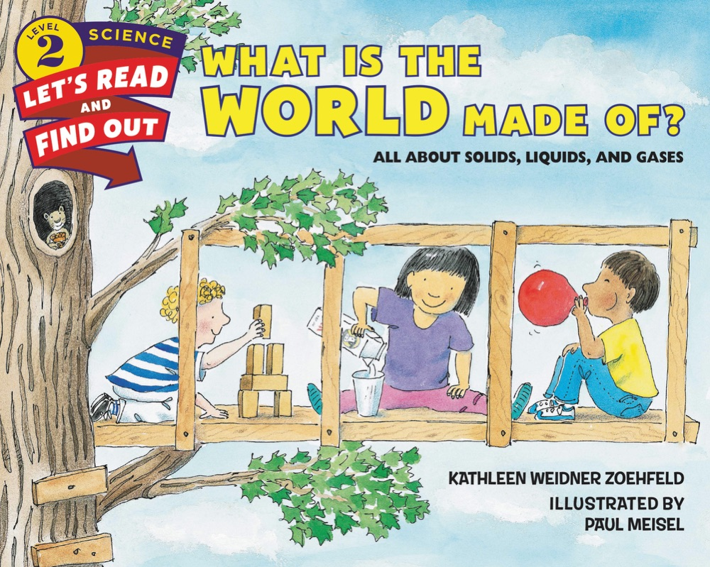 What is the world made of kathleen weidner zoehfeld kathleen weidner zoehfeld