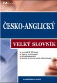 50 000+ Česko-anglický velký slovník