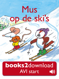 Mus op de ski's – AVI start