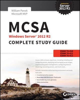 MCSA Windows Server 2012 R2 Complete Study Guide - William Panek book