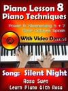 Piano Lesson 8 - Piano Techniques