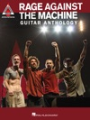 Rage Against The Machine - Guitar Anthology Songbook