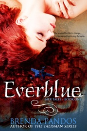 Everblue - Brenda Pandos Book