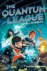 Matthew J. Kirby - The Quantum League #1: Spell Robbers artwork