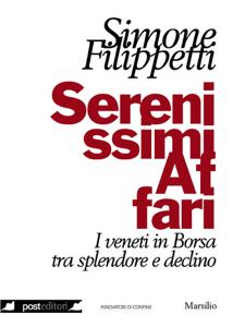 Serenissimi Affari Copertina del libro