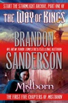Brandon Sanderson Sampler