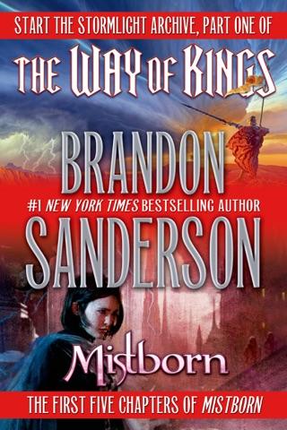 Brandon Sanderson Sampler PDF Download