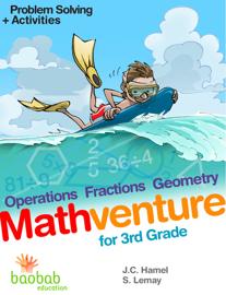 Mathventure for 3rd Grade