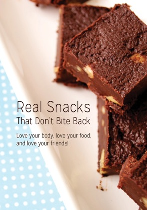 Real Snacks That Don't Bite Back image