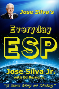 Jose Silva's Everyday ESP Boekomslag