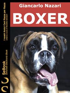 Boxer Copertina del libro