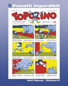 Topolino giornale n. 1 (iFumetti Imperdibili) da AA.VV.