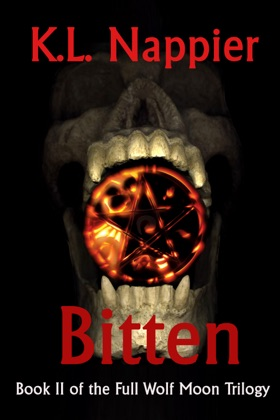Bitten: Book II in the Full Wolf Moon Trilogy image