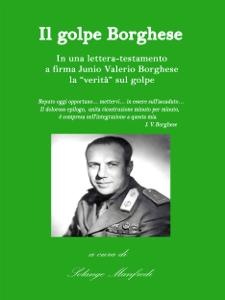 Il golpe Borghese Libro Cover