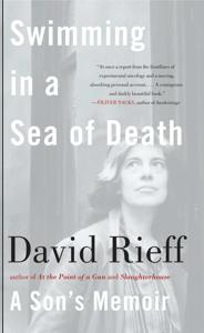 Swimming in a Sea of Death Copertina del libro