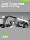 Rough Terrain Forklift Operator Training