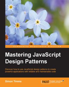 Mastering JavaScript Design Patterns Book Cover