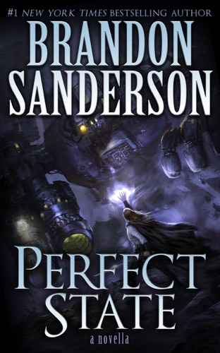 Brandon Sanderson - Perfect State