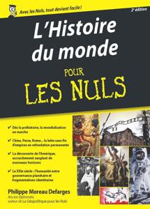 L'histoire du monde pour les nuls, 2e édition La couverture du livre martien