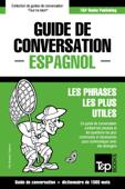 Guide de conversation Français-Espagnol et dictionnaire concis de 1500 mots