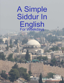 A Simple Siddur In English