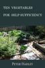 Peter Hadley - Ten Vegetables for Self-Sufficiency ilustraciГіn