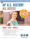 AP US History All Access Book  Online  Mobile