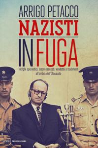 Nazisti in fuga Copertina del libro