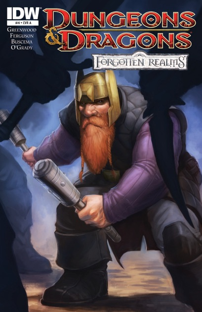 Dungeons & Dragons: Forgotten Realms #4 by Ed Greenwood on Apple Books