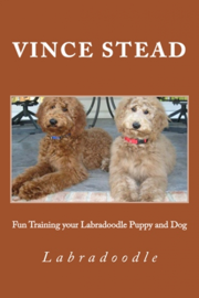 Fun Training your Labradoodle Puppy and Dog book