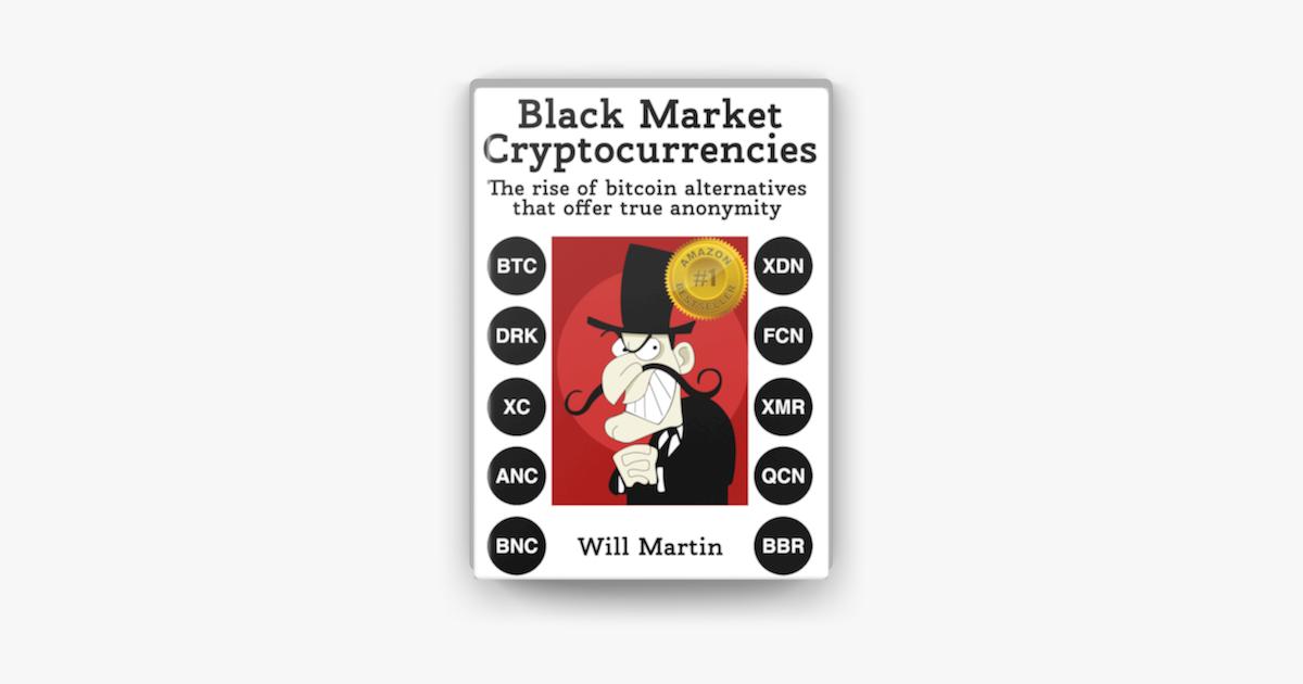 cryptocurrencies in black market