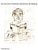 Nevio Borrone - Un loro en el Instituto GenГіmico de Beijing ilustraciГіn