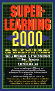 Superlearning 2000 Book Cover