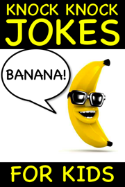 Banana Knock Knock Jokes for Kids book