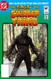 The Saga Of The Swamp Thing 1982 2