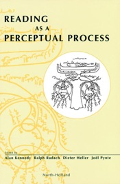 Download and Read Online Reading as a Perceptual Process