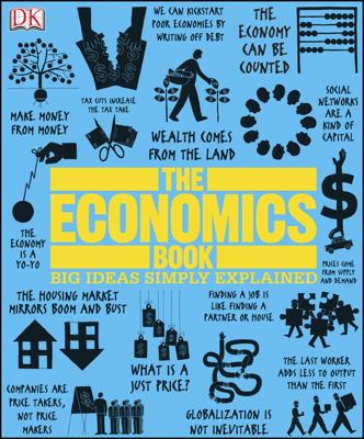 The Economics Book - DK book