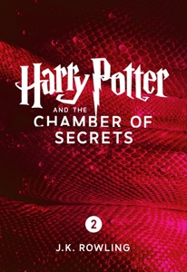 Harry Potter and the Chamber of Secrets (Enhanced Edition) Book Cover
