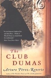 The Club Dumas PDF Download