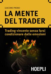 La mente del trader Copertina del libro