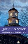 Love Inspired Suspense January 2015 - Box Set 1 Of 2