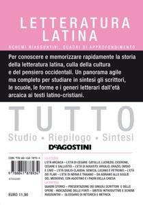 TUTTO Letteratura latina Book Cover