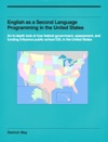 English As A Second Language Programming In The United States