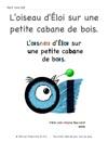 01B Loiseau Dloi Sur Une Petite Cabane De Bois