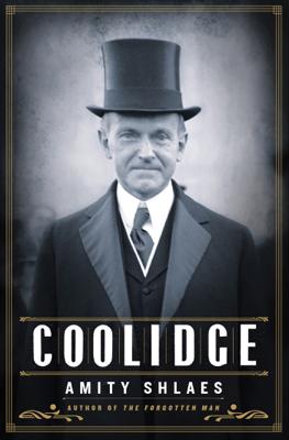 Coolidge - Amity Shlaes book